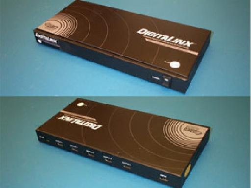 DigitalLinx 1:5 HDMI Distribution Amplifier