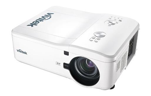 Vivitek DX6535 6700lm XGA 6700lm Dual Lamp Installation Projector