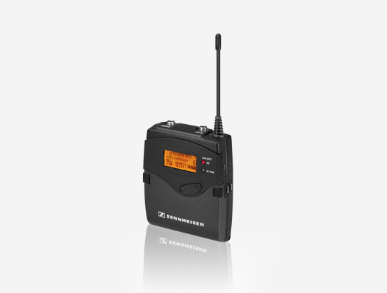 Sennheiser EK2000-Aw Diversity Wireless Camera Receiver, 516-558MHz RF Range