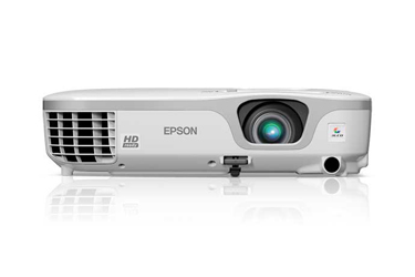 Epson PowerLite Home Cinema 707 720p 3LCD Projector - Gold Edition