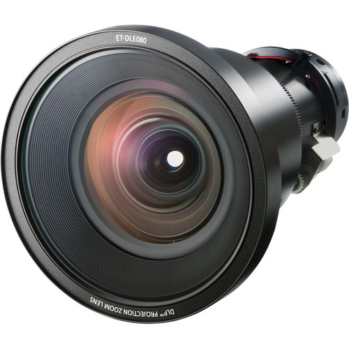 Panasonic ET-DLE080 Short Throw Power Zoom Lens