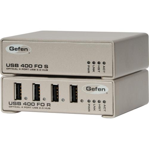 Gefen EXT-USB-400FON USB 2.0 Extender (1640' Range)