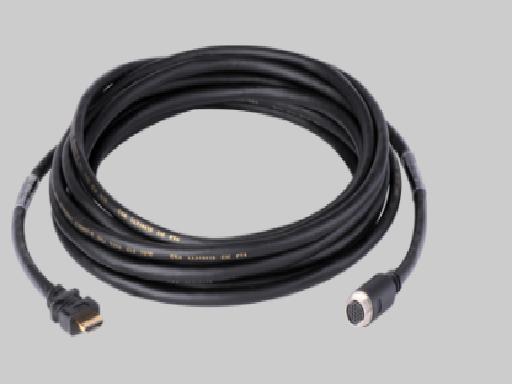 6M Digitalinx DIN19 Female-Male HDMI Cable