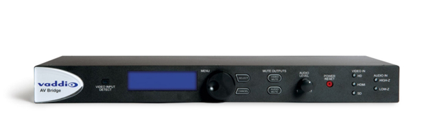 Vaddio Audio-Video Bridge