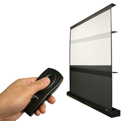 Elite FE100V Kestrel Series 100in. Electric Screen