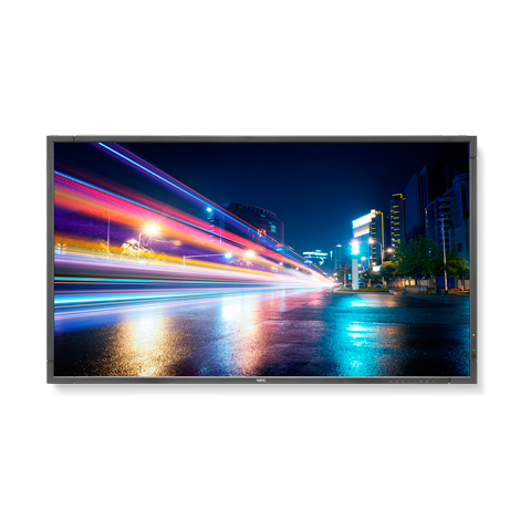 NEC P703-AVT 70in LED Backlit Professional-Grade Display w/ Integrated Tuner