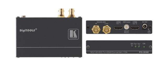 Kramer FC-332 3G HD-SDI to HDMI Format Converter
