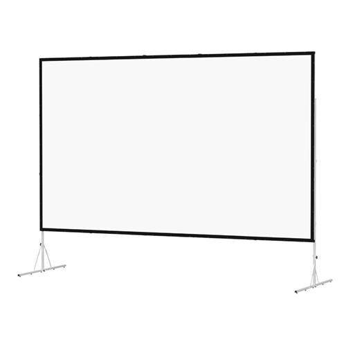 Da-Lite 79x140in. Fast-Fold Deluxe Screen System, Da-Mat (16:9)