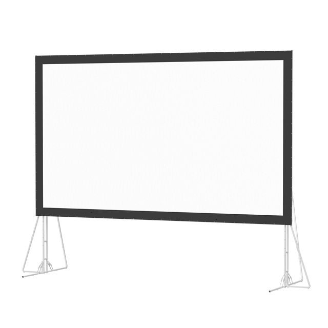 Da-Lite 84817 Fast-Fold Truss Frame Projection Screen (11.5 x 15 ft)