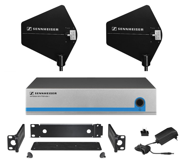 Sennheiser G3DIRKIT4 Active Splitter Kit for Four Receiver System