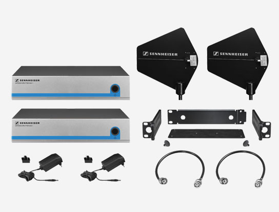 Sennheiser G3DIRKIT8 Active Splitter Kit for Eight Receiver System