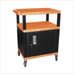 H. Wilson Company Tuffy Multi-Purpose Cart WT34ORC2E-B