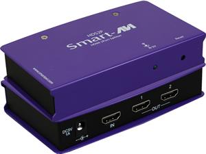 Smart AVI HDS-2P 2 port HDMI splitter (1080p WUXGA)