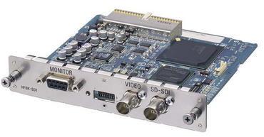 Vaddio 999-6700-010 HFBK-HD1 SDI Interface Card for WallVIEW H700 PTZ