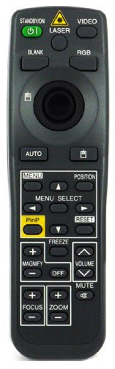 Hitachi HL01453 Replacement Remote Control