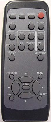 Hitachi HL01898 Replacement Remote Control