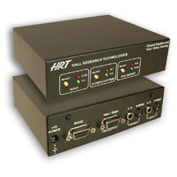 HRT CC-101-PRO Closed Caption Decoder with DVI/VGA Converters