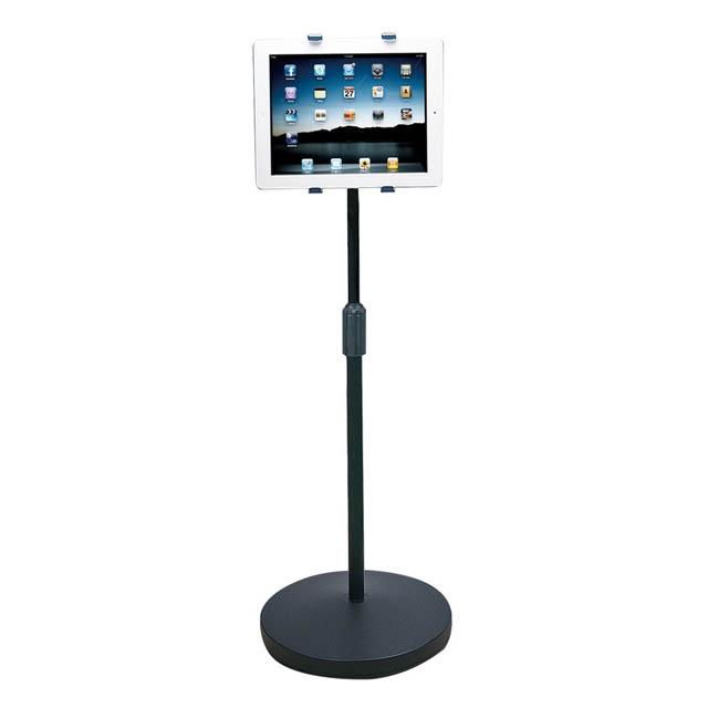 Hamilton ISD-TFS iPad/Tablet Universal Mount Floor Stand