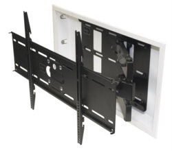 PDR Mounts IWB250 In-wall Box Flush TV Mount