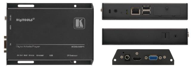 Kramer KDS-MP1 Video over IP Digital Media Player