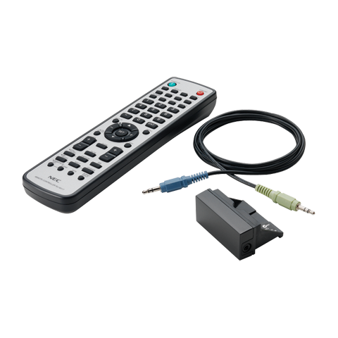 NEC KT-RC Remote Control and Ambient Light Sensor Kit