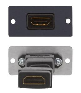 HDMI Wall Plate Insert