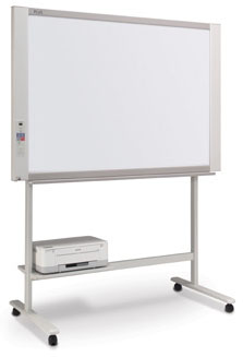 PLUS M-17S Standard Electronic Copyboard, 50x35 in Writing Area