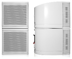 Pure Resonance MC2.5W Mini Cube 60W Speaker Pair