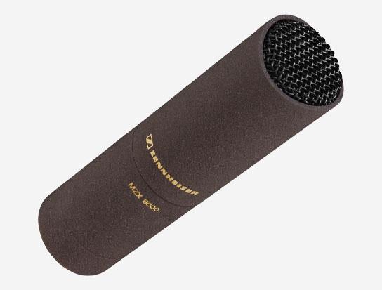 Omnidirectional Microphone Set w/ 2 MKH 8020 Microphones
