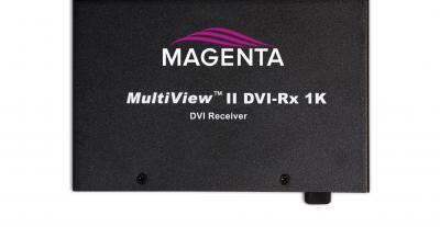 Magenta Research 2620068-01 MultiView II DVI-Tx Video & Audio DVI Transmitter