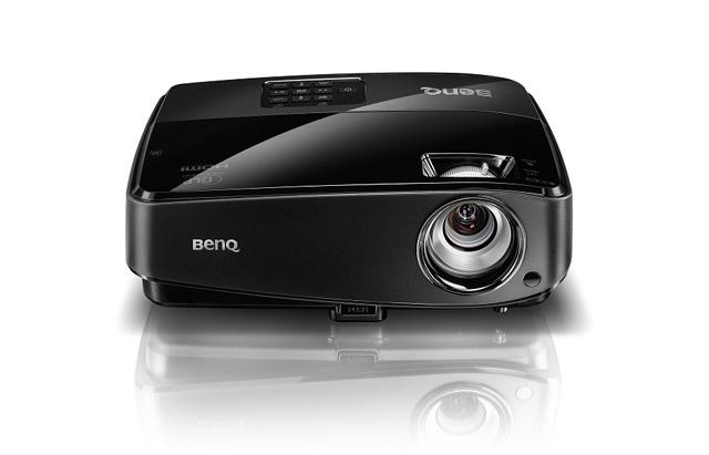 BenQ MW523 3000 Lumens WXGA (1280 x 800) DLP Desktop Projector