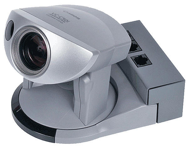 Canon VC-C50i PTZ Camera Kit, NTSC Standard