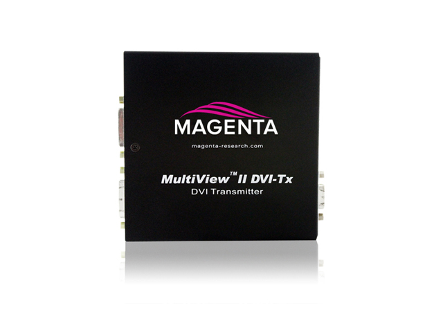 Magenta Research 2620063-01 MultiView II DVI-Tx Video & Audio DVI Transmitter