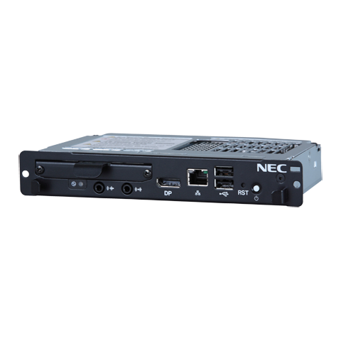 NEC N8000-8830 Single Board Computer with Intel processor for NEC Large-Screen LCD Displays
