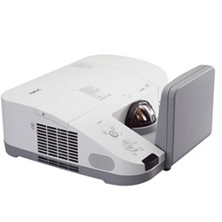 NEC WXGA 3100 Lumens Short Throw Projector