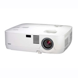NEC NP410 Portable Projector - USED PROJECTOR with Under 1000 Hours of Lamp Use.