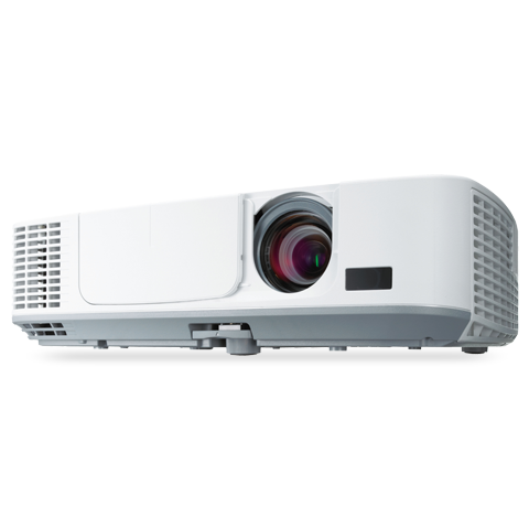 NEC NP-M260W Portable Projector - Factory Refurbished