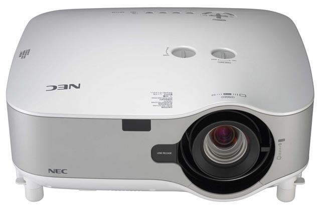 NEC XGA 3700 Lumens Large Venue Projector - Refurbished