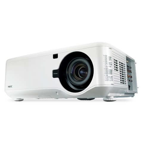 NEC NP4001 WXGA 4500 Lumens Installation Projector - Refurbished