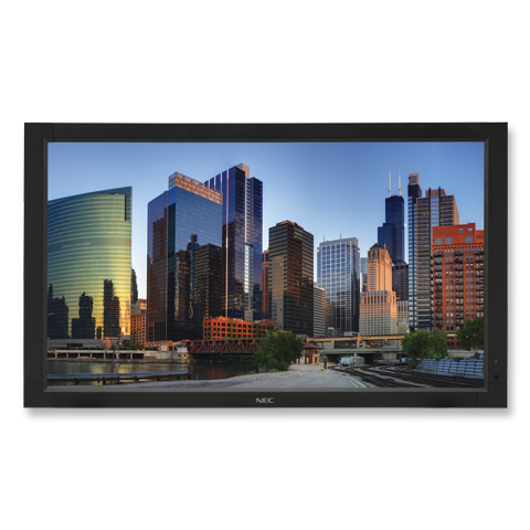 70-inch Professional-Grade Large-Screen Display with AV Inputs & Digital Tuner