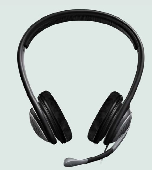 Stereo Multimedia Headset