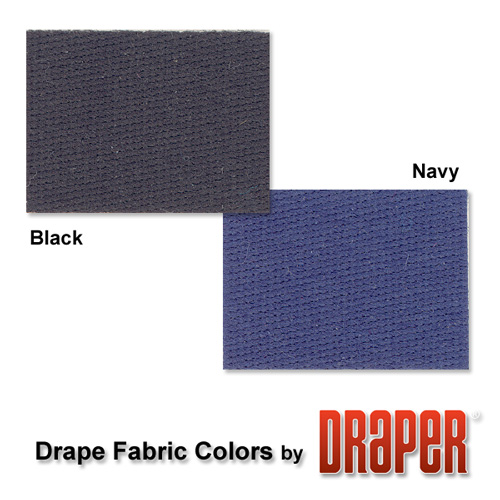 Draper, 223015 PDR Drape Panel 16oz Velour,12'x13'