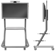 Chief PPC2000 Video Conferencing Cart (without interface)