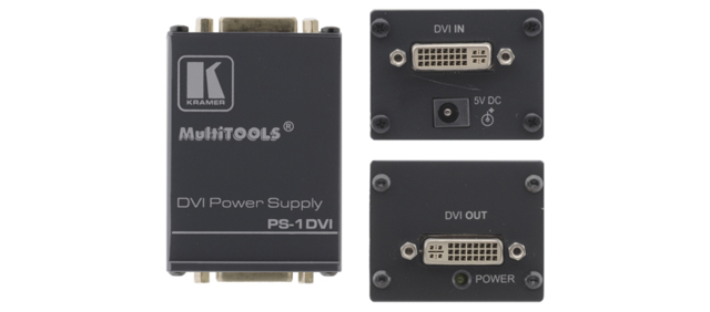 DVI Power Supply