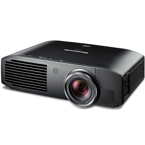 Panasonic PT-AE8000U 2400lm Full HD 3D Home Theater Projector