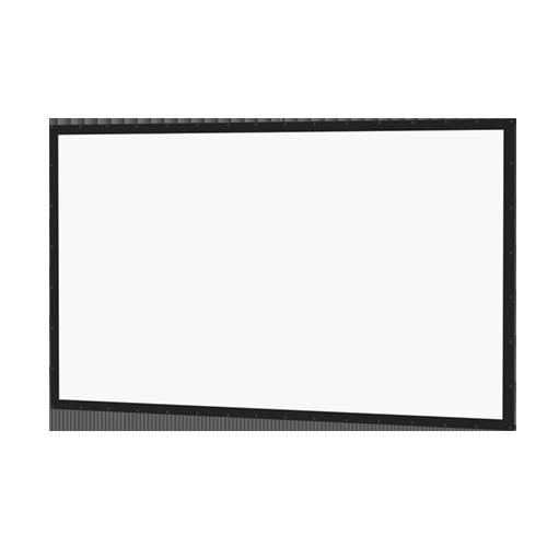 Da-Lite 83408 45 x 89in. Perm Wall Projector Screen w/ Da-Mat Surface