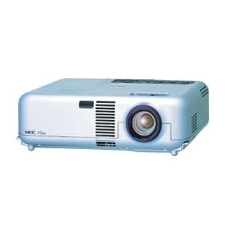 NEC VT460 SVGA 1,500 Lumen LCD Projector - Under 1000 Hours on the Lamp