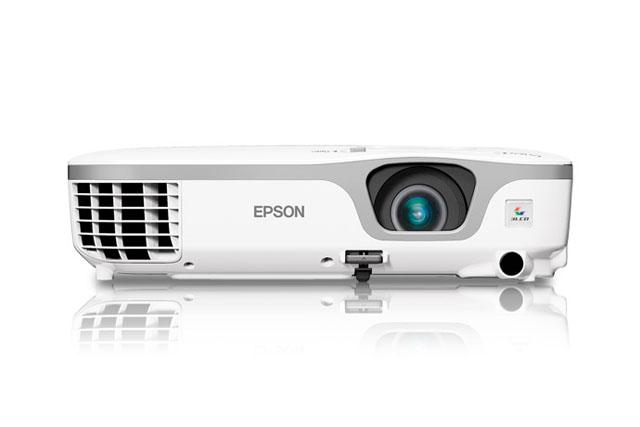 PowerLite 3000-lumen, 3-chip 3LCD, XGA Multimedia Projector