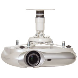 Premier Mounts PBC-UMW Universal Projector Mount (White)