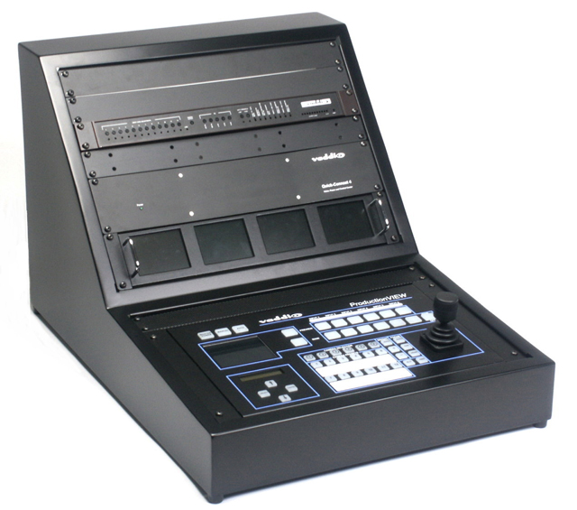 ProductionVIEW Rack Console